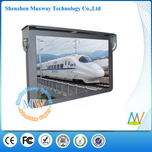 Professional Advertising Function 19 Inch Bus LCD Display (MW-191BMSP) pictures & photos