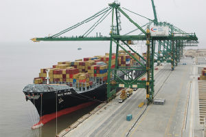 LCL Freight Forwarder From China to Callao Peru pictures & photos