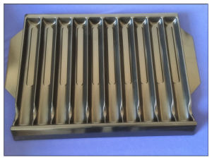 Black Glossy PS Blister Tray for Cosmestic Display Rack High Quality Blister PS Tray pictures & photos