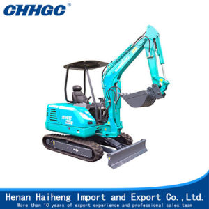 Hot Sale Swe25b Mini Hydraulic Crawler Excavator Suppliers pictures & photos