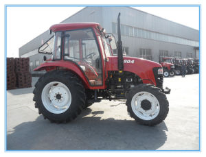 4WD 80HP Farming Tractor on Sale pictures & photos