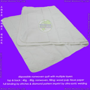Disposable Medical Comforter pictures & photos
