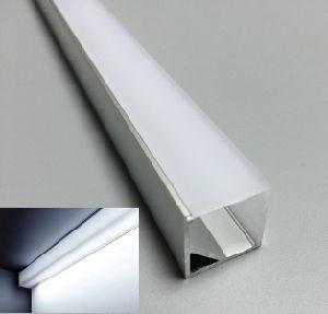 16X16 V Shape LED Aluminum Strip Profile pictures & photos