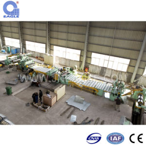 Cold/Hot Rolled Stainless Galvanized Steel Coil Slitting Line Machine pictures & photos