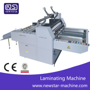 Hot Press Melamine Laminating Machine pictures & photos