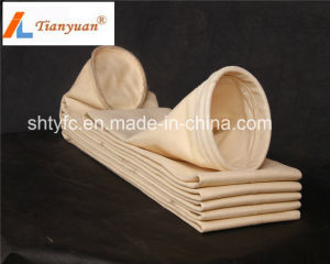 Tianyuan Hot Selling Fiberglass Filter Bag Tyc-21302-3 pictures & photos