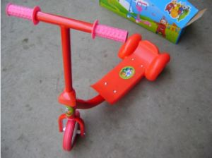 150mm EVA Wheel Baby Scooter (ET-KSB1001) pictures & photos