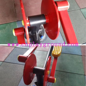 High Quality Outdoor Fitness Outdoor Elliptical Trainer (A-14008W) pictures & photos
