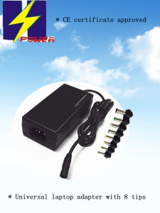 AC/DC Universal Laptop Adapter 150W with CE Approved (YH-4150)