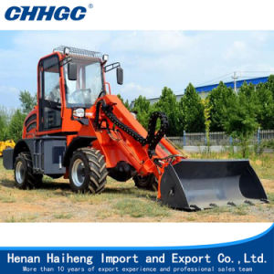 Grapple Wheel Loader Multifuction Wheel Loader for Sale pictures & photos
