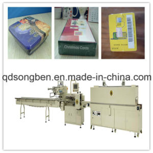 Milk Tea Shrink Packaging Machine pictures & photos