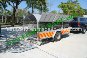 Mobile Security Barrier Sale to Middle East for Sale pictures & photos