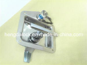 Stainless Steel AISI304 T Shape Auto Cabinet Lock (T01) pictures & photos