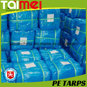 Bale Packing PE Tarpaulin Finished Products pictures & photos