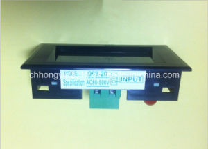 D69-20 AC100-500V Digit Panel Voltage Meter pictures & photos