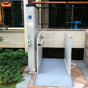 3m Hydraulic Commercial Wheelchair Lifts pictures & photos