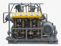Oil Free High Pressure Helium Compressor Argon Compressor (Gow-44/4-150 CE Approval) pictures & photos