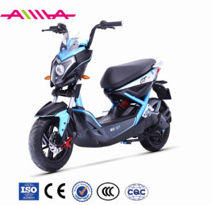 Aima Patent Design Electric Motorcycle with 800W Bosch Motor pictures & photos