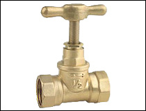 2 Inch Brass Stop Valves for Pipe pictures & photos
