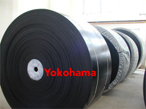 Steel Cord Conveyor Belt with Goodd Trough Ability pictures & photos