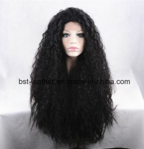 Unprocessed Full Lace Wig Virgin Human Hair Kindy Curly pictures & photos
