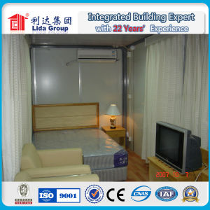 Cheap High Quality Prefabricated Foldabel Container Homes pictures & photos