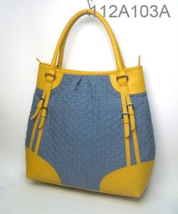 Fashion Lady PU Handbag (JYB-23042) pictures & photos