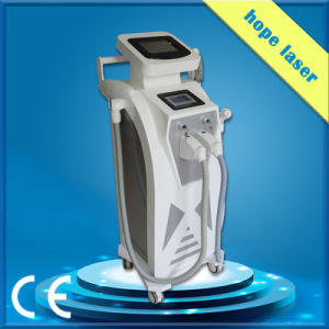 New Arrival Cheapest Shr+Sr and Tattoo Removal ND YAG Laser for Permanently Best Hair Removal pictures & photos