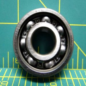 16006 Open Deep Groove Ball Bearing Radial Bearing pictures & photos