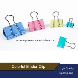 Colorful Binder Clips pictures & photos