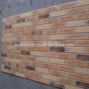 Waterproofing Textured Mineral Stone Fiber Wall Panel for Building Decorative pictures & photos