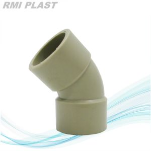 PP Coupling Pph Pipe Fitting pictures & photos