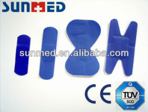 Blue Detectable Wound Plaster pictures & photos