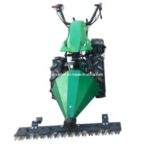 Gasoline 6.5HP Scythe Mower with 80cm Cutting Width pictures & photos