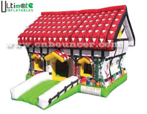 Dream House Castillo Juegos Inflables
