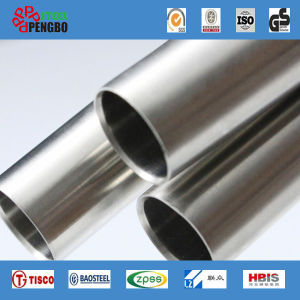304L 316L 310S Seamless Stainless Steel Pipe in Tianjin pictures & photos