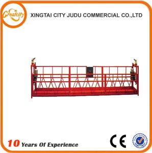 Zlp 630 Suspended Platform, a-Alloy Suspended Platform, Construction Working Platform