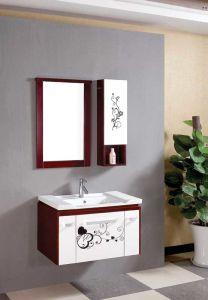 PVC Bathroom Cabinet, Bathroom Fittings, Bathroom Furniture (YL-T17)