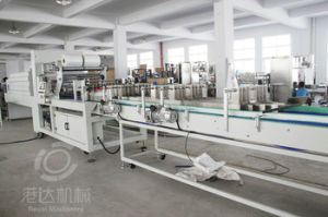 PE/POF Film Shrink Wrapping Machine pictures & photos