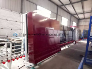 Lbz2500 Vertical Insulating Glass Automatic Flat Press Production Line pictures & photos