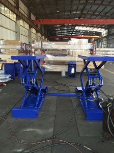 Dsls607 Single Scissor Lift Table with Ce