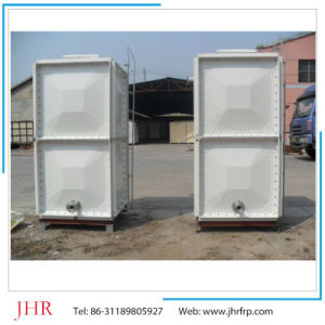 FRP Storage Fiber Glass Water Tank Panels pictures & photos