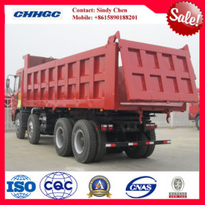 Hot Sale Sinotruk Tipper Truck / 8X4 Dump Truck pictures & photos