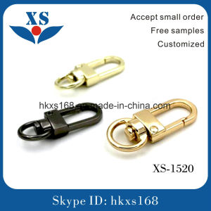 Small Alloy Snap Hook for Handbags pictures & photos