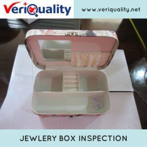 jewelry Box Quality Control Inspection Service at Shantou, Guangdong pictures & photos
