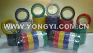 PVC Electrical Adhesive Tape pictures & photos