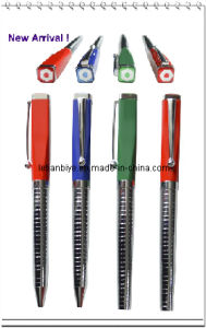 New Arrival! Customized Metal Pen with Epoxy Logo (LT-C468) pictures & photos