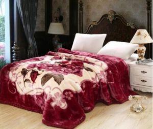 Raschel Blanket Fleece pictures & photos