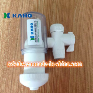 Household Kitchen Faucet Water Purifier Sintered PE Filter +Carbon Block pictures & photos