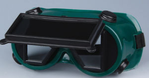CE En Approved Welding Goggles, with Double Lens pictures & photos